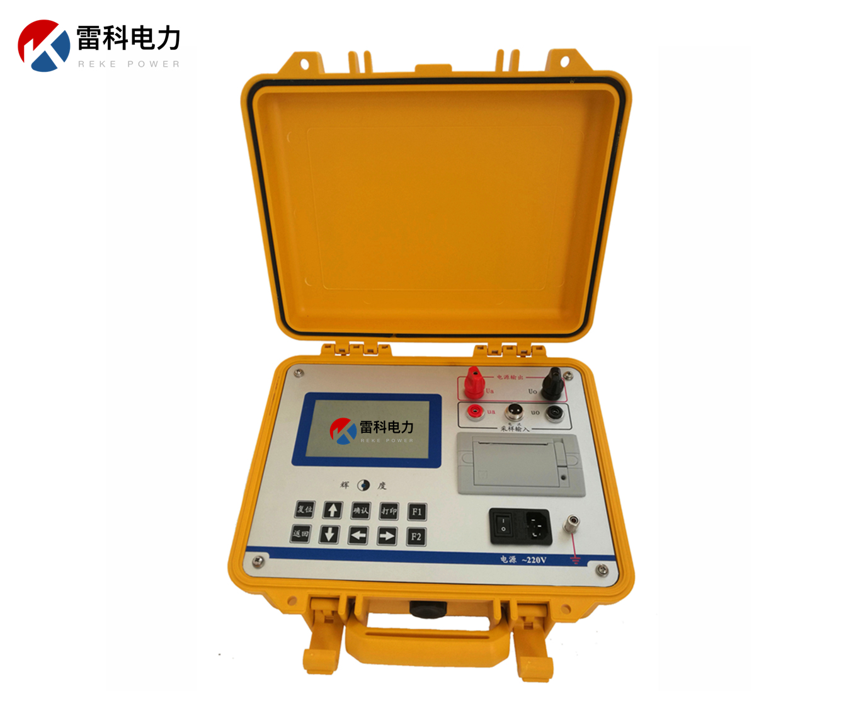 <b>Reke5500全自动电容电感测试仪</b>